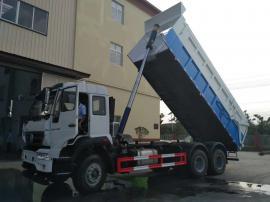 20吨污泥运输车-后八轮20吨污泥运输车价格