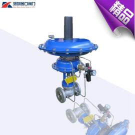 ZZYVP储罐自动补氮阀 自力式薄膜补氮阀 氮气自动补充调节阀