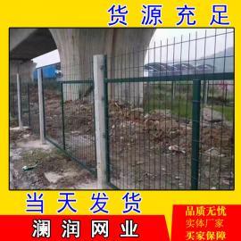 铁路金属网片 钢板网防护栅栏栏片
