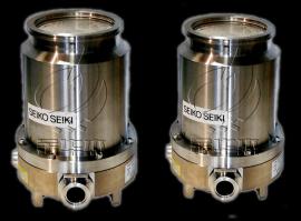 Seiko Seiki浪琴精机STP-A803CV份子泵维修爱德华STP-A803化工泵