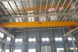 LDA20吨单梁桥式起重机,20吨行车价格