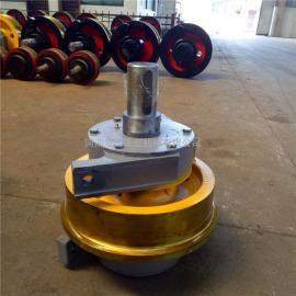 钢包车套装车轮 平车车轮 起重机车轮组 250单边车轮组 可定做