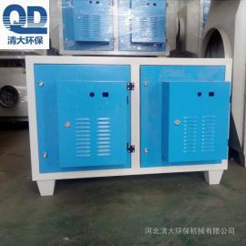 等离子净化器设备 低温等离子除臭设备清大环保等离子环保设备