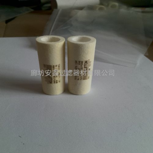 100-25-DX干气密封玻纤管滤芯