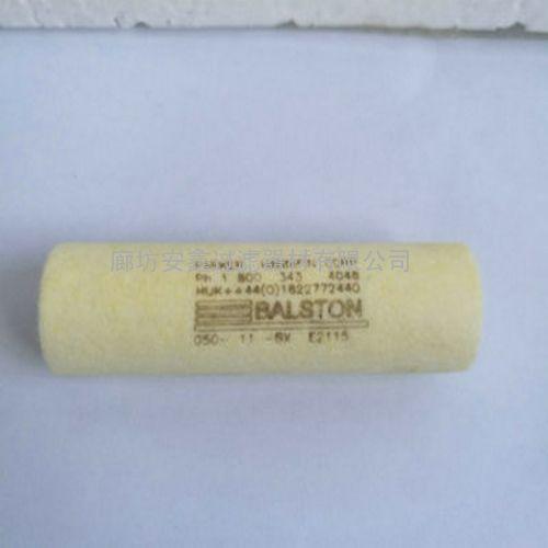 100-25-BX干气密封玻纤烧结管滤芯