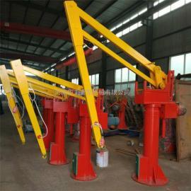 多功能折臂吊 旋�D式平衡起重�C 200公斤平衡吊 平衡吊生�a�S家
