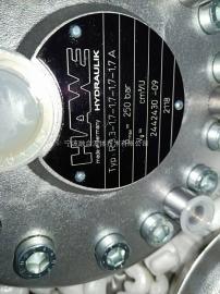 HAWE哈威 柱塞泵 R3.3-1.7-1.7-1.7-1.7A�F�水泥�S常用