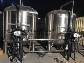 横县河水消毒设备-河水过滤设备-河水净化设备-小型供水过滤设备