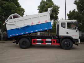 全密闭滴水不漏清运含水污泥10方10立方污泥运输车