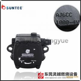 AJ6CC 1000 法国原装SUNTEC桑泰克 燃烧器油泵