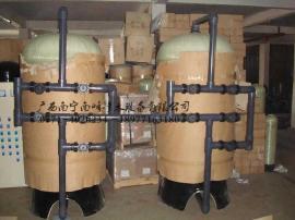 上林桂龙泉井水过滤设备-井水发黄净水器-农村井水供水过滤设备