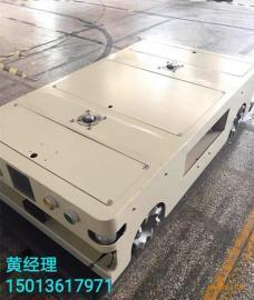 背负式单向潜伏式agv小车 潜伏式单驱AGV智能小车 智能搬运车