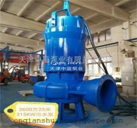 WQ大流量高�P程污水泵