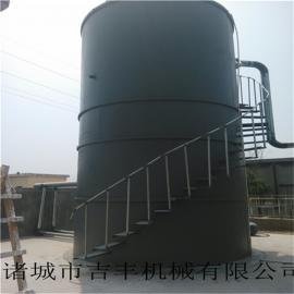 加压溶气气浮设备运行