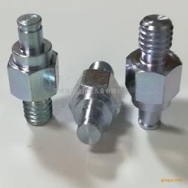 气弹螺钉 非标五金通用紧固件螺钉 M6弹簧螺钉
