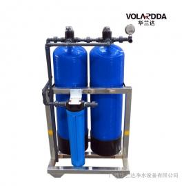 专业定制工厂食堂地下水净化设备 处理水质发黄发臭问题 华兰达