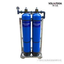 华兰达承接新农村井水净化设备 解决井水铁锰超标问题 质量保证