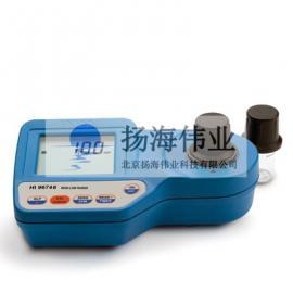 防水便携数显实验室铁离子测定仪