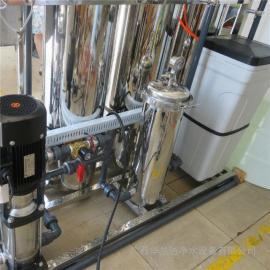 厂价供应学校用水不锈钢超纯水设备 EDI反渗透设备选华兰达厂家