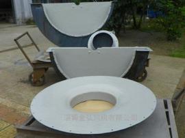 钢衬塑耐腐蚀防腐风机