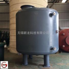钢衬塑锥底储罐 贮罐