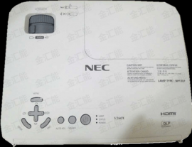 NEC投影机维修 NEC投影仪维修 投影机灯泡点不亮维修