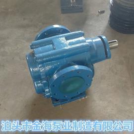 直销铸铁渣油泵ZYB300齿轮泵食用油泵润滑泵电动泵金海泵业