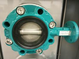 INTERAPP IA450s12F10-F1222气动执行器配套用阀门
