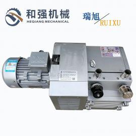出售RX瑞旭真空泵RX60-V-03 无油式旋片气泵 裱纸机气泵 3KW