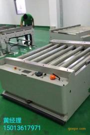 多站点背负式AGV小车 物料运输生产体系 小型背负式搬运车