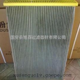 防静电方形板框除尘滤芯_钢厂设备通用规格_进口防静电材质滤筒