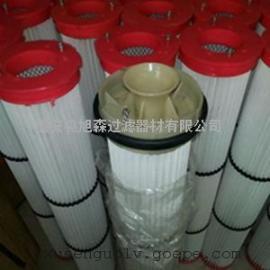 文氏管搅拌站除尘滤芯_PET水泥罐配套14支除尘滤芯