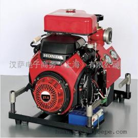 2.5寸口径进口手抬式消防泵的价格