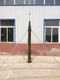 智能升降避雷针 手自一体便携式升降避雷针