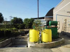 奶牛养殖污水处理设备