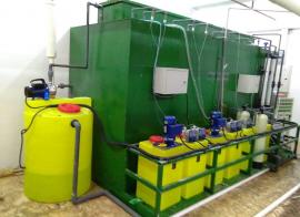 化验室污水处理装置设备