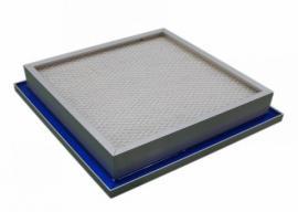 耐酸碱金属过滤网 有隔板过滤器厂家