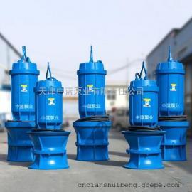 QZB下吸式��水�S流泵