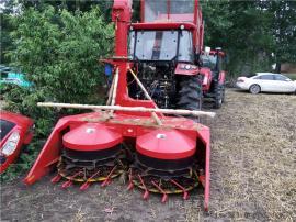 全株玉米收割机 大型青贮收获机报价 圣泰制造