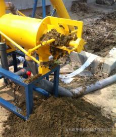 环保行业适用污水处理机器 圣泰牌固液分离机厂家直销
