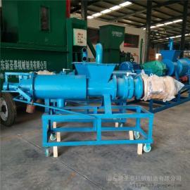 养殖场适用固液别离机出产厂家 圣泰便脱水机价格