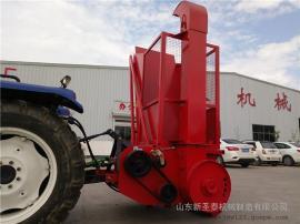 苜蓿草收割机型号 圣泰牌多功能回收机 秸秆回收机报价