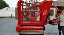 多功能粉碎回收机型号作用 圣泰牌秸秆回收机报价