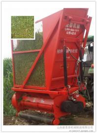 多功能秸秆粉碎回收机生产厂家 圣泰牌玉米秸秆回收机型号
