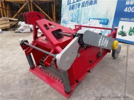 拖拉机牵引式地瓜收获机生产厂家 圣泰牌红薯收获机作用