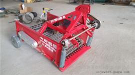 挖土豆机器 自走式薯类收获机型号 深度可调