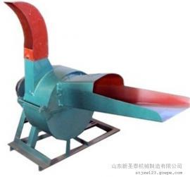 鲜秸秆可用小型揉丝机生产厂家 圣泰牌饲料揉搓机作用