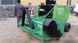 各种秸秆适用回收打捆机多少钱 圣泰粉碎打捆一体机报价