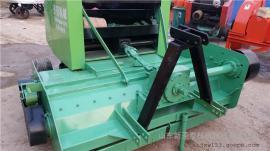 厂家直销多种作物可用粉碎打捆一体机 圣泰牌回收打捆机型号