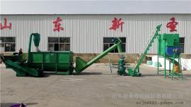 饲料造粒机组圣泰造 大型秸秆饲料机组型号 产地直发
